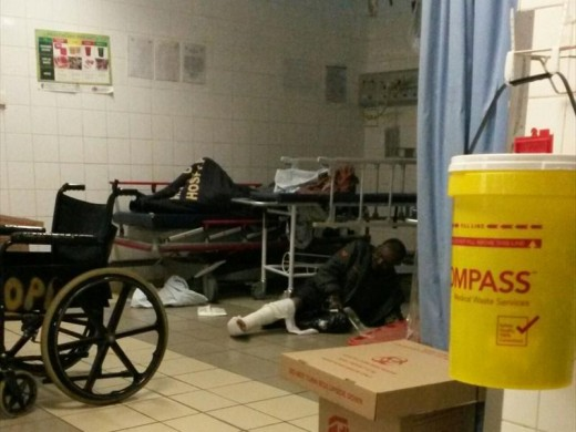 Nurses allegedly shout at broken leg patient to get up | Rekord East