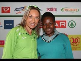 Charne Bosman will be mentoring Lungile Christina Ngomane.
