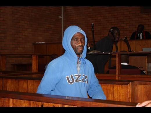 Frans Ganyane will be sentenced in the Middelburg Circuit Court.