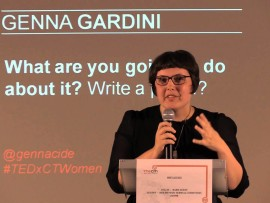 Women's Month Profile: Genna Gardini