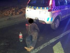 Captured man. Photo: Supplied