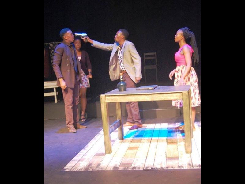 Turning Tables was one of the attractions. Photo: Khetho Ntsele.