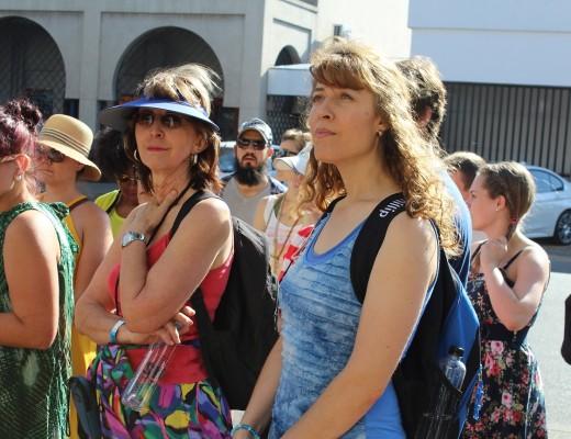 Ina Louw and Elmien van Ameron