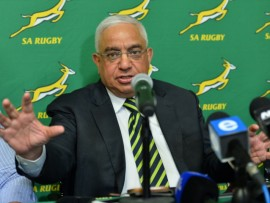 Mark Alexander, president of SA Rugby. Photo: Supplied