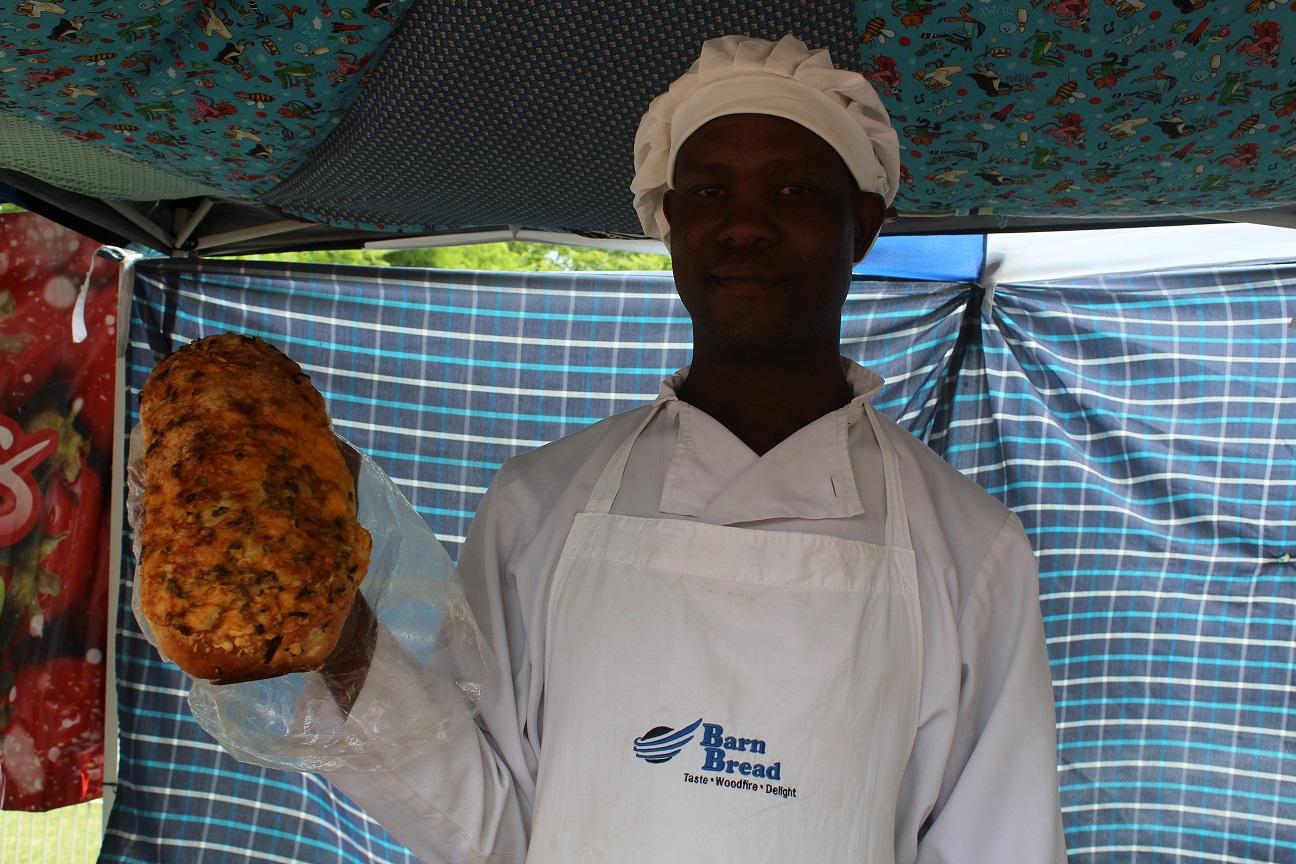 David A Hendricks : Something for all at hazel food market rekord east