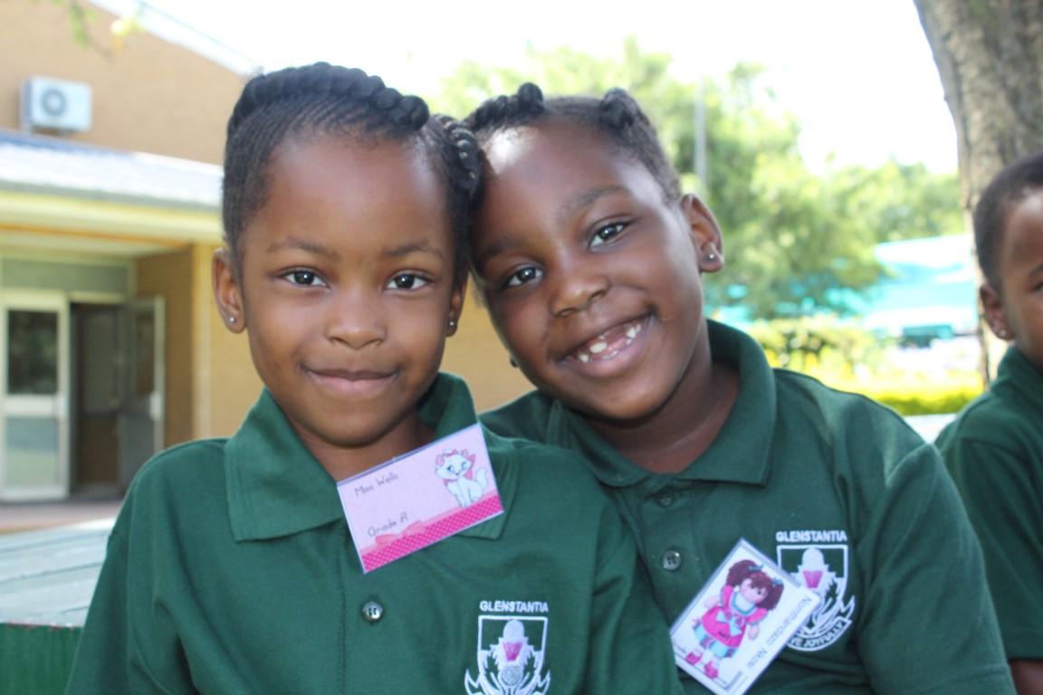 Twins Nhlanhla Nkosi and Nomthandazo Nkosi. Photo: Supplied
