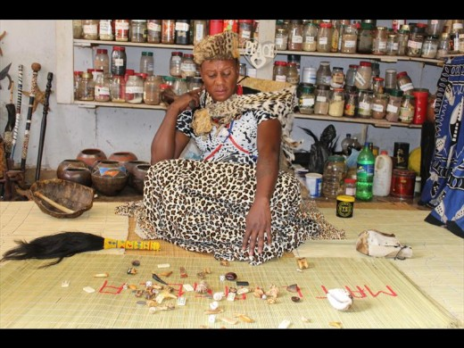 WATCH VIDEO: Another rough year for Mams – sangoma  Rekord East