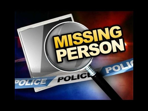 Report missing persons immediately   Rekord East