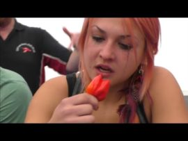 VIDEO OF THE DAY: Chilli eating competition