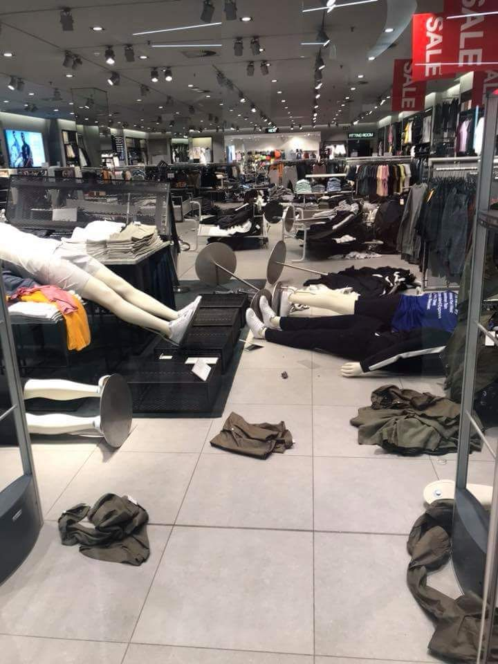 shoe stores in menlyn