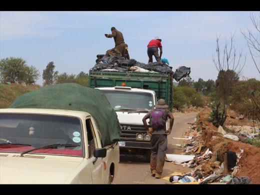 more complaints about east dumpsite rekord east