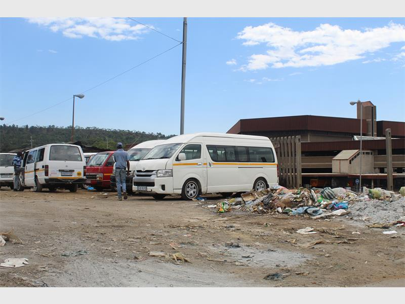 Gauteng gears up for no more cash in taxis - Rekord East