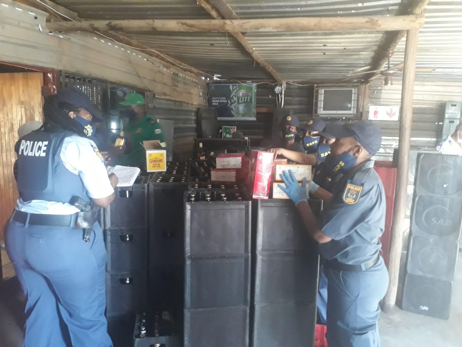 Over 200 arrested in Pretoria pre-festive operations ...