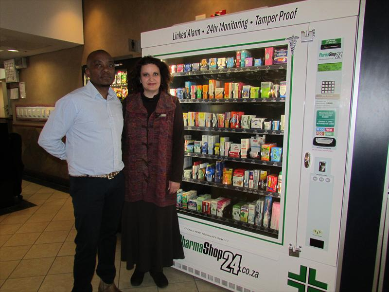 Modern New Medical Vending Machine