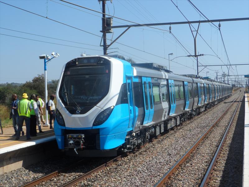 Prasa Unveils New Trains Rekord North