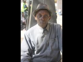 Killed in house fire: Buti Morake