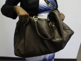 The undisclosed amount of money was smuggled out of the store in duffle bags. Photo: Stock image