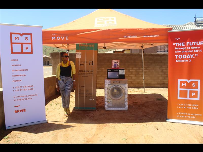 MSP gives away prize worth R10 000 | Rekord North