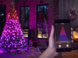 VIDEO OF THE DAY: Smart decorations