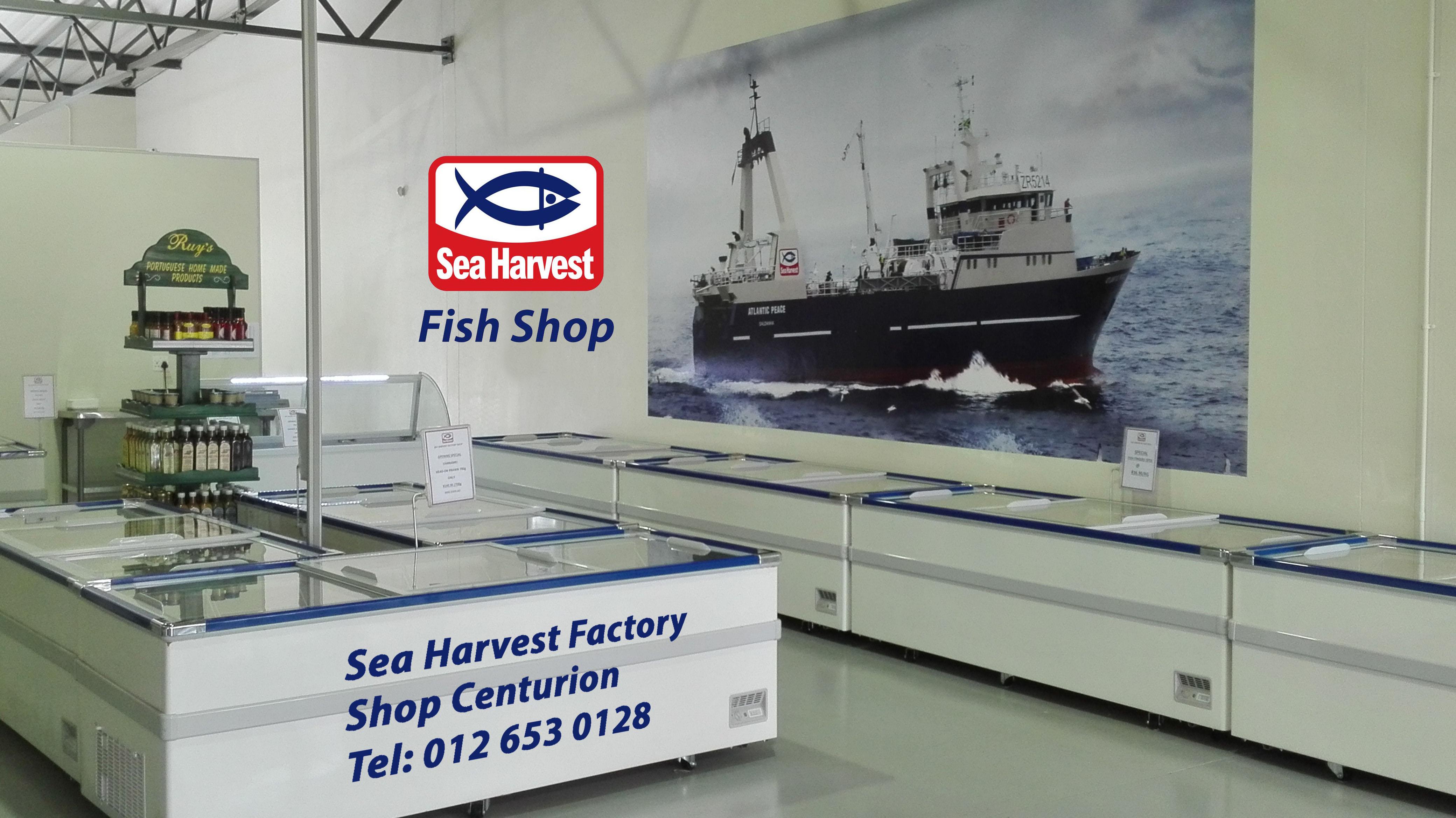 sea harvest fatory