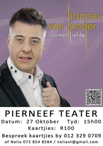 Hannes van Tonder