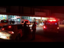 Two people were injured during an armed robbery at a liquor store n Valhalla on Thursday night. Photo: Supplied by Best Care
