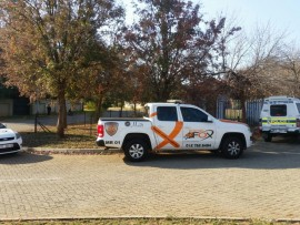 A man was found dead in Clubview. PHOTO: Orange Fox