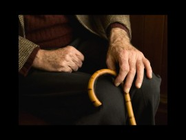ADT provides safety tips for the elderly.  PHOTO: Corbis