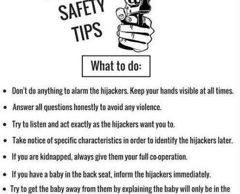hijacking info