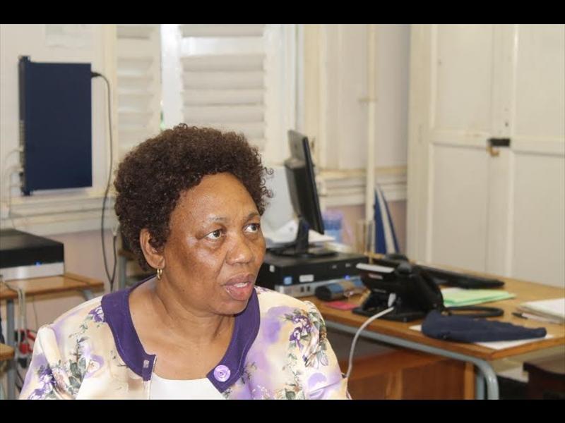Minister of Basic Education Angie Motshekga. Photo: Archive