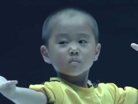 WATCH VIDEO: 5-year old performs Bruce Lee's style Nunchaku