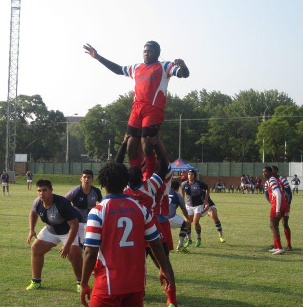 Rugby Success Makes Almost Forgotten School In Pretoria
