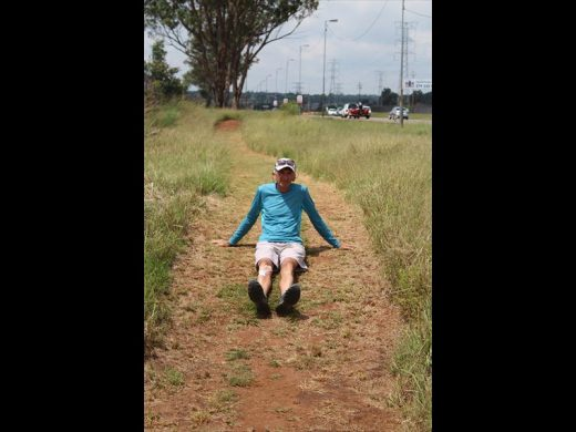e22542fd282a Centurion runner uses own money to build running trail