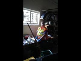 Yolandie Grobler van ERT in Pretoria-Wes. Foto: Verskaf