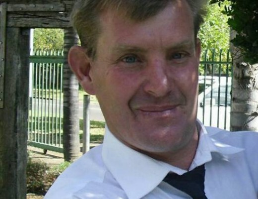 Missing Leonardus Schoeman.  Photo: Supplied