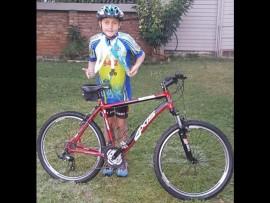 Hannes Strydom het talle fietsry-prestasies agter sy naam. Foto: Verskaf