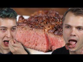 3 ways of cooking steak