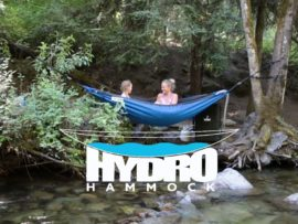VIDEO OF THE DAY: Hot tub hammock