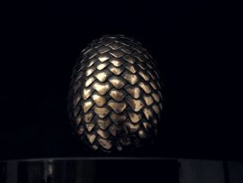 VIDEO OF THE DAY: How the Game of Thrones dragon eggs are made