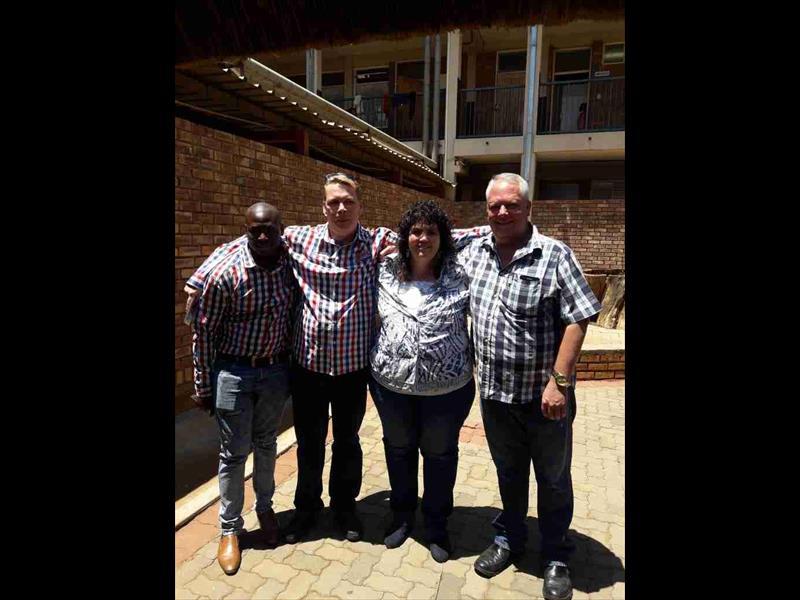 Laerskool Derdepoorts Feeding Scheme Gives Thanks Rekord Moot