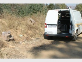 Batsa vehicle recovered after hijacking on 23 June in Honeydew.