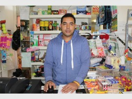 Manager of Alvee Supermarket, Norman Emdad says he has since recovered from the shock after the robbery.