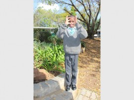 Nkosinani Khawula's charming personality shows how a small act of bravery and kindness can make a huge difference.