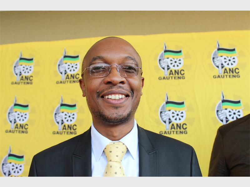 Coj has undisputed record of delivery says tau randburg sun mayor parks tau at the official announcement of the ancs mayoral candidates at ruth first house in saxonwold file photo altavistaventures Choice Image