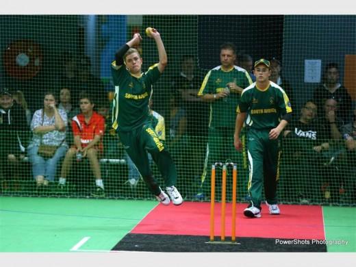 Indoor cricket south africa 2019