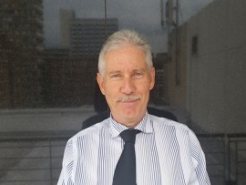 Julian Cloete is the Robin's Residents and Ratepayers Association chairperson. Photo: Supplied.