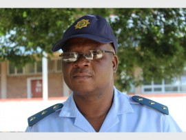 Captain Makgowanyana Maja says police officers will increase their efforts to keep the precinct safe this festive season.