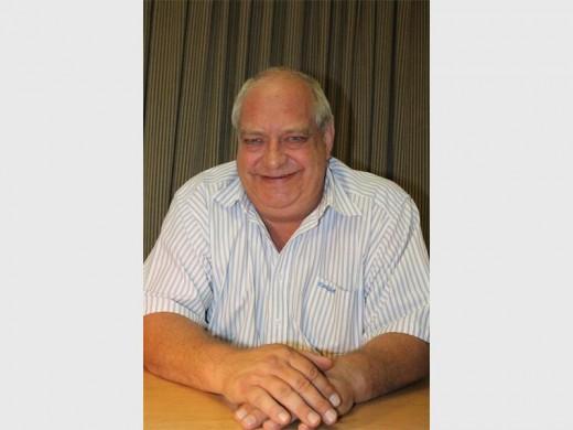 Pieter Booysen works hard to ensure that all Hoërskool Randburg schoolchildren are happy and content.