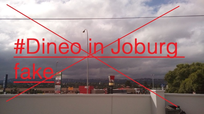 Weather in joburg today