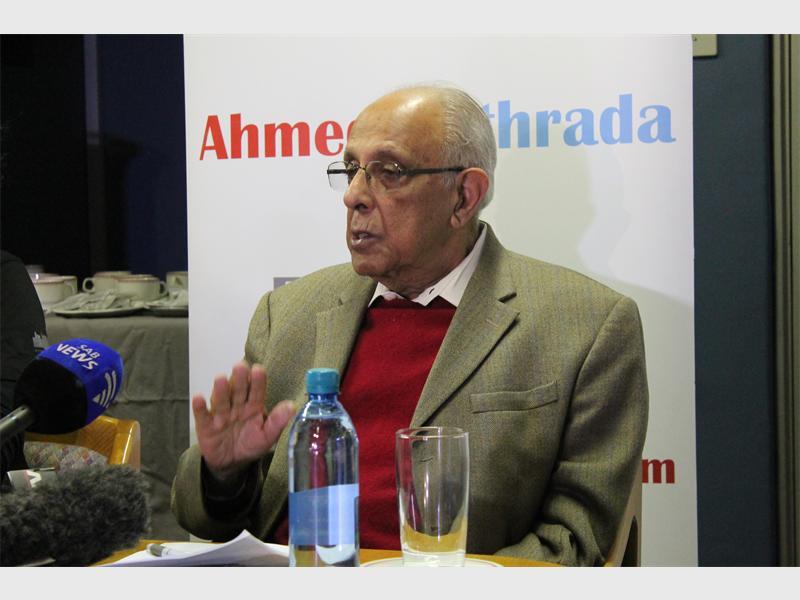 South Africa: Ahmed Kathrada, Anti-Apartheid Giant, Dies